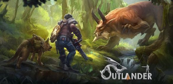 Game Mobile thế giới mở Outlander